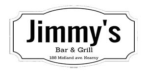Jimmy's Bar & Grill Logo